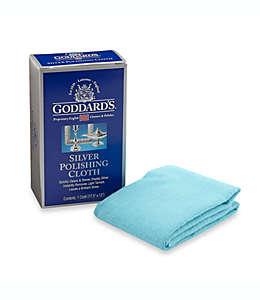 Paño para pulir plata Goddard's™