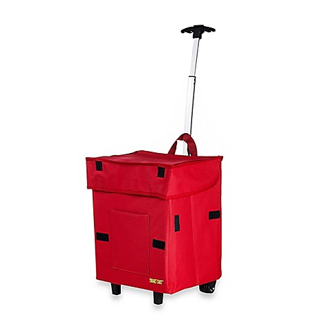 Smart Cart in Red