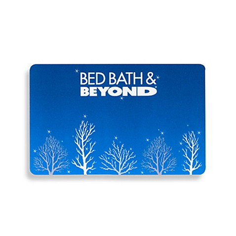 Starry Nights Gift Card Bed Bath Beyond