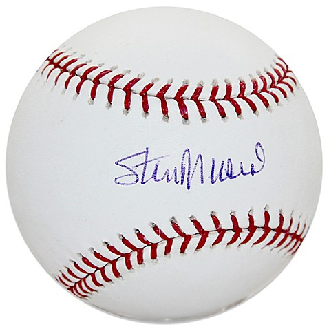 Buy Stan Musial MLB Signed Baseball From Bed Bath Beyond