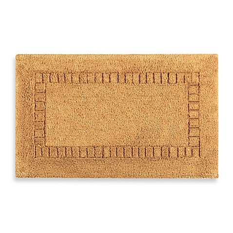 Buy Kassatex Silk 20 Inch X 32 Inch Bath Rug In Gold From