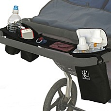 image of J.L. Childress Double Cool™ Double Stroller Console