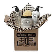 image of B. Witching Bath Co. Coconut Milk Bath & Body Gift Set