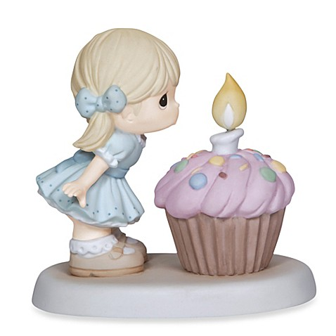 Precious Moments 174 May All Your Wishes Come True Figurine