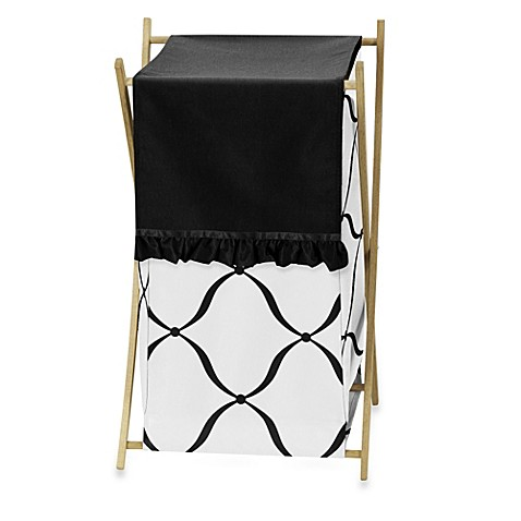 Bed Bath And Beyond White Hamper