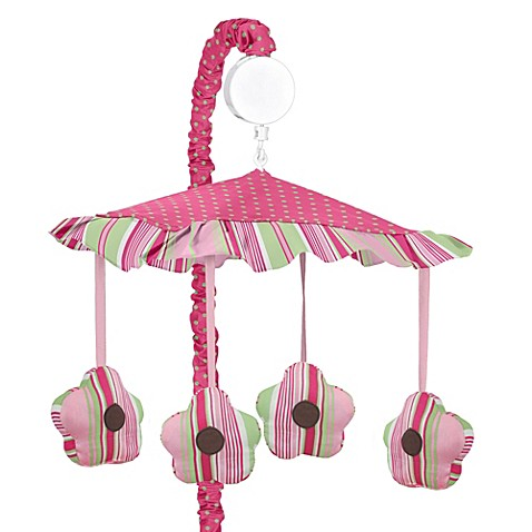 Sweet Jojo Designs Jungle Friends Musical Mobile Buybuy Baby