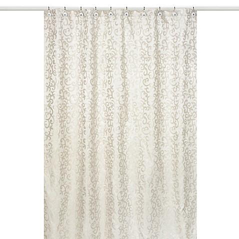 Buy sweet jojo designs victoria shower curtain from bed for Sweet jojo designs bathroom