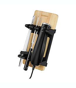 Cuchillo eléctrico y tabla para picar de acero inoxidable Cuisinart®, Set de 2 pzas