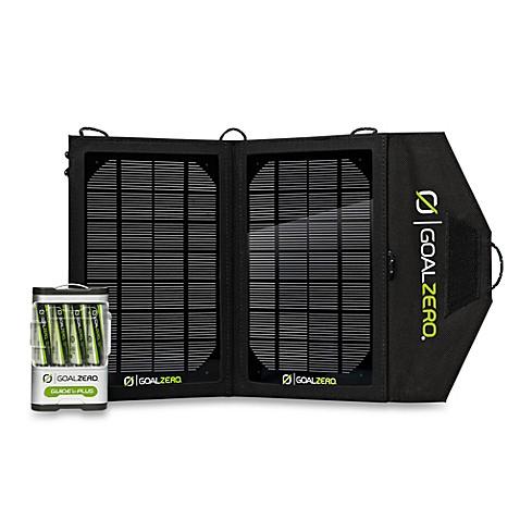 goal zero guide 10 plus recharger kit bed bath beyond. Black Bedroom Furniture Sets. Home Design Ideas