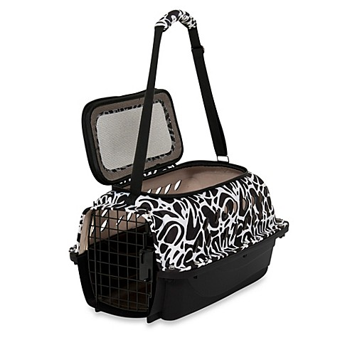 Curvations 19 Inch Top Load Pet Carrier Bed Bath Amp Beyond