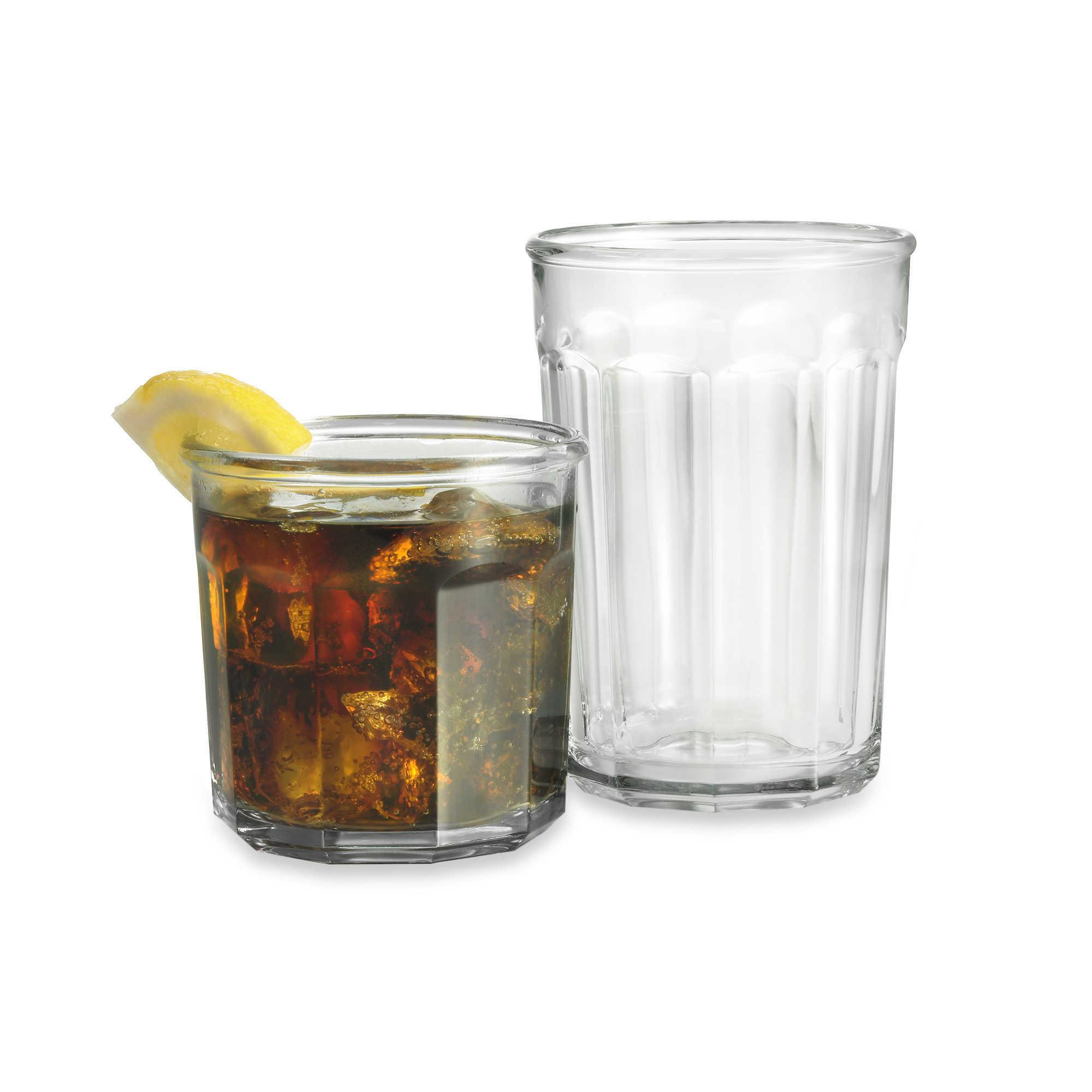 luminarc® working glass piece glassware set  bed bath  beyond - luminarcreg working glass piece glassware set