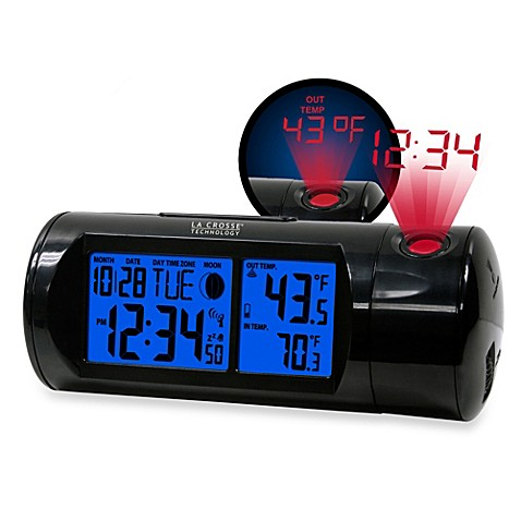 lacrosse projection alarm clock View and download la crosse technology wt-5120 433 instruction manual online 433 mhz radio controlled projection alarm wt-5120 433 clock pdf manual download.