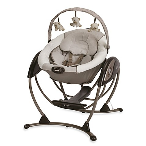 Graco 174 Glider Lx Gliding Swing In Paris Buybuybaby Com