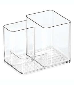 Organizador de plástico iDesign® para tocador