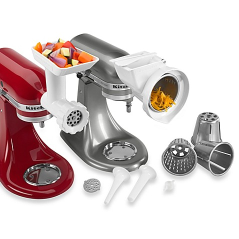kitchen mixer accessories kitchenaid 174 mixer attachment pack bed bath amp beyond 2306