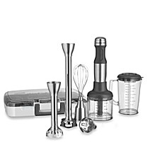 image of KitchenAid® 5-Speed Stainless Steel Hand Blender