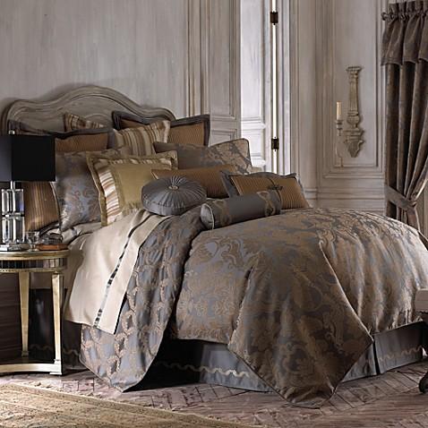 Waterford 174 Linens Walton Comforter Set Bed Bath Amp Beyond