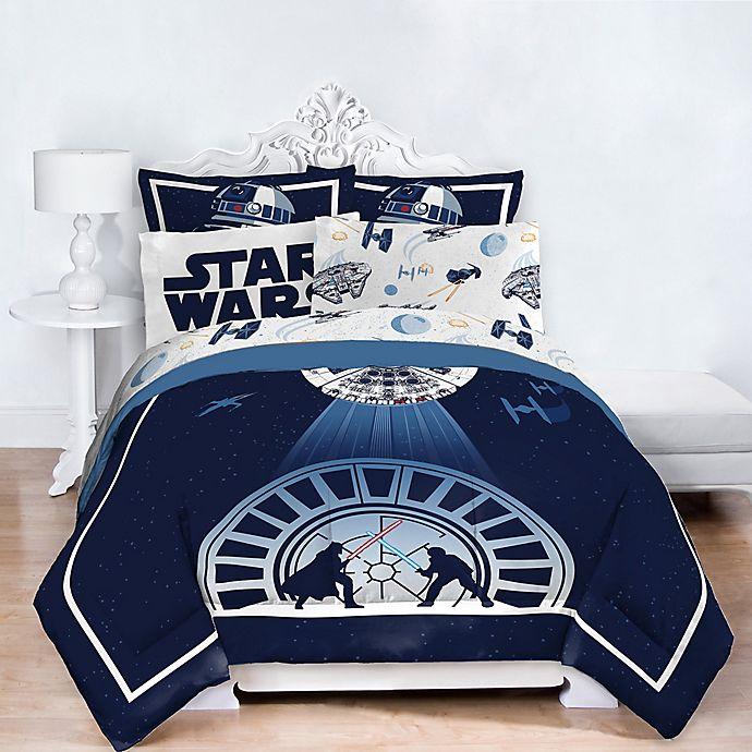 Star Wars Twin Full Comforter Set, Star Wars Bedding Queen