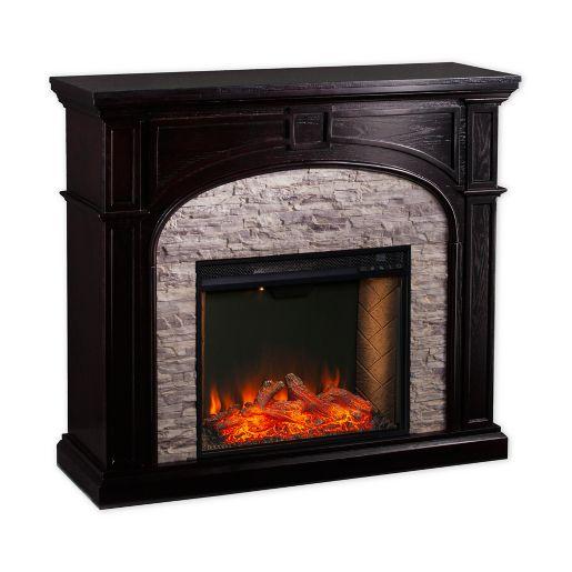 Southern Enterprises Tanaya Smart Fireplace