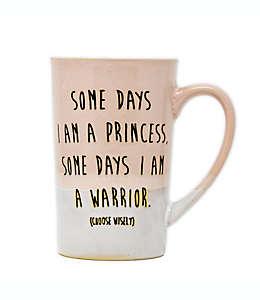 Taza Boston Warehouse® Princess Warrior de 502.75 mL