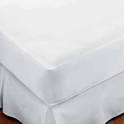 image of Sleep Safe™ Premium Mattress Protector in White