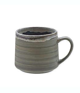 Taza para café en gris