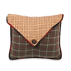 image of Donna Sharp Campfire Square Envelope Throw Pillow
