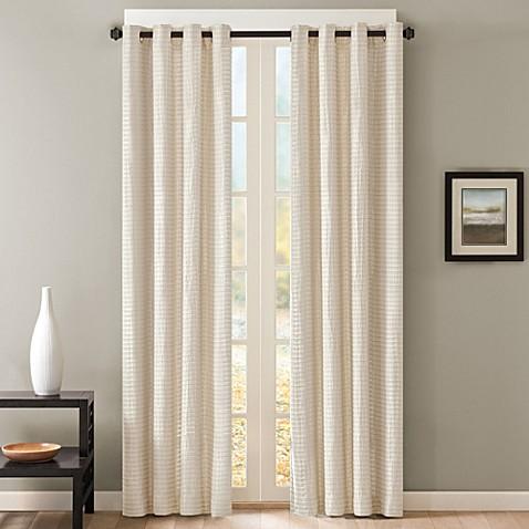Skyline Grommet Window Curtain Panel Bed Bath Amp Beyond