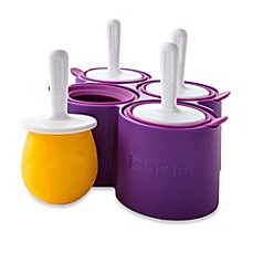 image of Zoku® Round Pops Mold