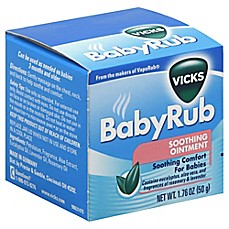 image of Vicks® 1.76 oz. Baby Rub