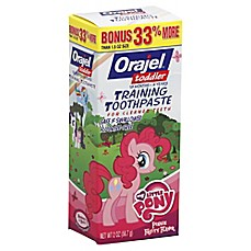 image of Orajel™ 1.5 oz. My Little Pony Toddler Toothpaste