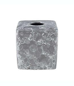 Dispensador de pañuelos de cerámica JLA Bath Bree color gris