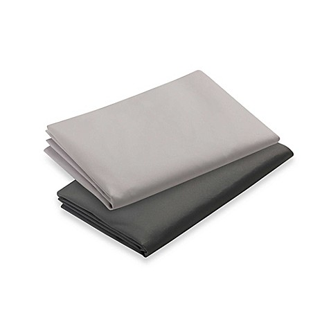 Graco® Pack 'n Play® 2-Pack Playard Sheets in Grey and Pale Grey
