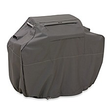 image of Classic Accessories® Ravenna Grill Cover in Dark Taupe