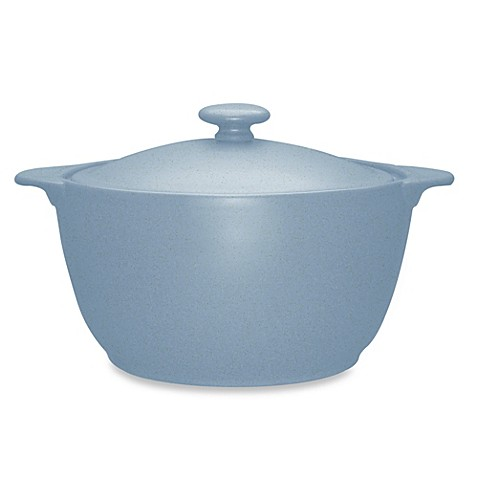 Noritake® Colorwave Covered Casserole Dish in Ice