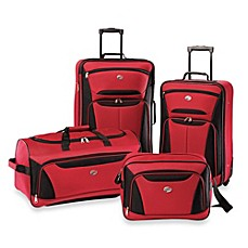 Luggage & Travel Sets - Pink, Purple Sets, Hardside Luggage - Bed ...