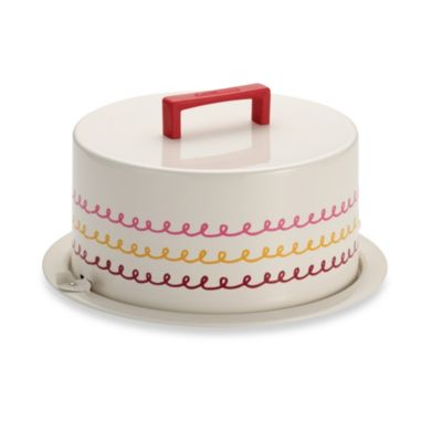 Cake Boss Icing Reviews : Cake Boss Icing Cake Carrier - Bed Bath & Beyond