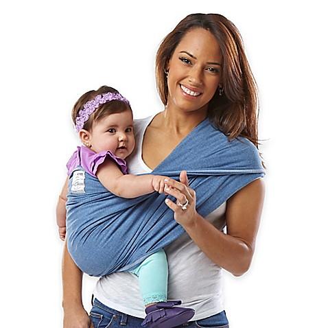 Baby Ktan Baby Carrier In Denim Buybuy BABY