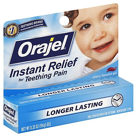 orajel oral care for the whole family - 478×478