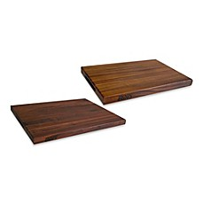 image of john boos reversible walnut cutting board - Boos Cutting Board