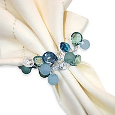 image of Coastal Sparkle Napkin Ring