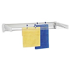 image of Leifheit Telefix 100 Wall Mount Drying Rack