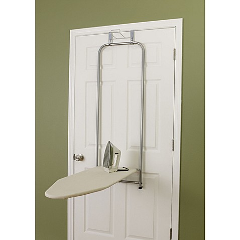 Bon Household Essentialsu0026reg; Over The Door Ironing Board