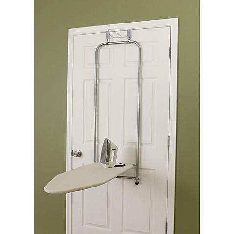 Attrayant Household Essentialsu0026reg; Over The Door Ironing Board