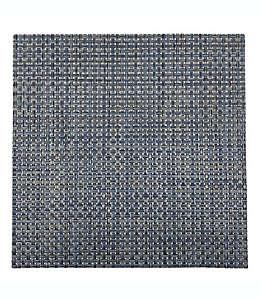 Mantel individual Bistro® cuadrado en azul