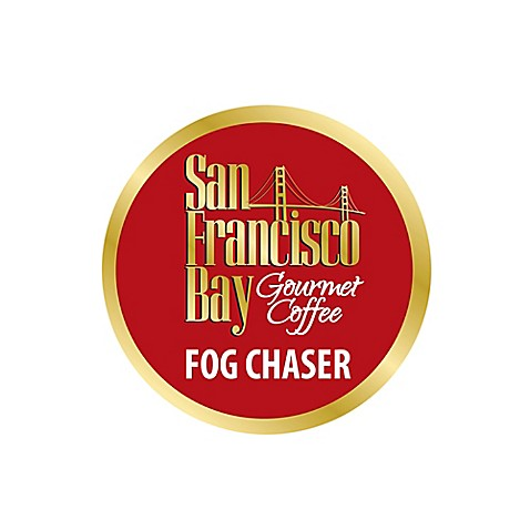 K Bay Coffee ... OneCup™ San Francisco Bay Fog Chaser for Single Serve Coffee Makers