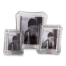 image of Waterford® Lismore Crystal Frame