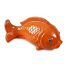 image of Emissary Swimming Fish Sculpture