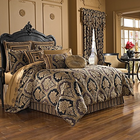 Buy J Queen New York Majestic Full Comforter Set From