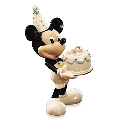 Lenox® Disney November Birthstone Mickey Figurine